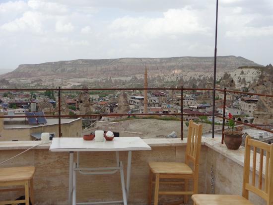 Vista Picture Of Emit Cave Hotel Goreme Tripadvisor