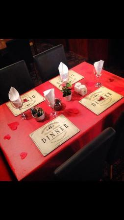 Valentines Day Picture Of The Brig End Newton Stewart