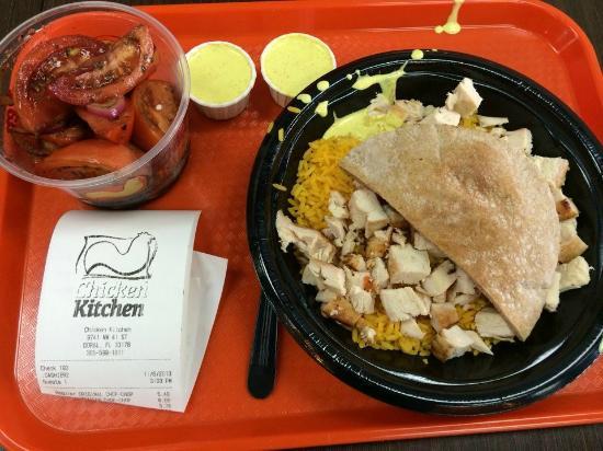 Chicken Kitchen Miami Beach  Restaurant Reviews Phone Number  Photos  TripAdvisor