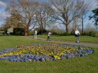 Belton Gardens - Picture of Belton Hill Gardens and Nature ...