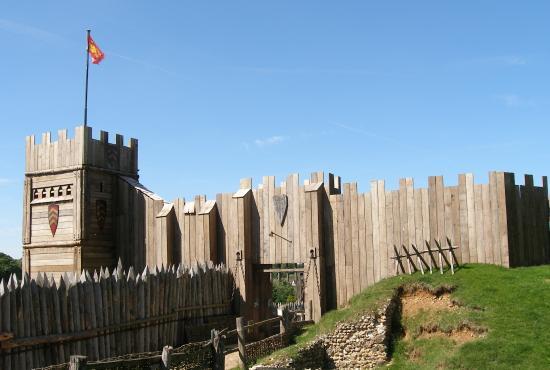 Image result for Mountfitchet Castle in Stansted Mountfitchet, United Kingdom