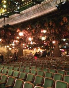 The elgin  winter garden theatre centre beautiful also balcony seats of picture rh tripadvisor