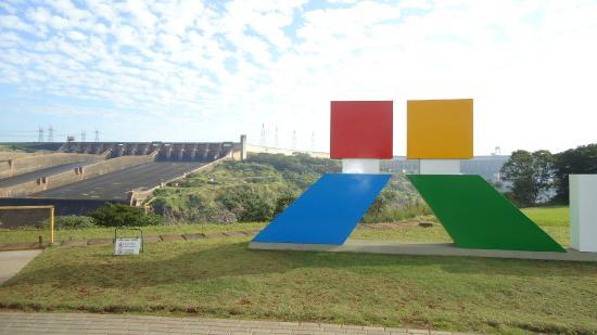 Resultado de imagem para figura de itaipu logo