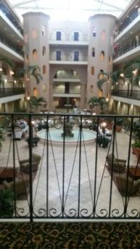 Staircase - Picture of Embassy Suites by Hilton Charleston ...