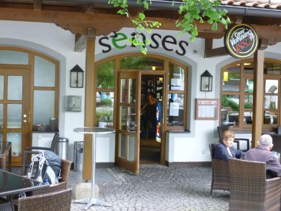 Terrace  Picture of Senses Lounge Cafe Bar Siegsdorf