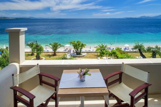 Krouzeri Beach Apartments Updated 2019 Prices Hotel Reviews Corfu Nissaki Tripadvisor