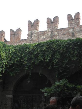 Casa di Giulietta  Via Cappello 23 Verona Italy