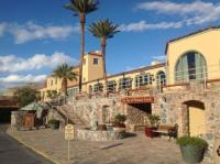Garden - Picture of Furnace Creek Inn and Ranch Resort ...