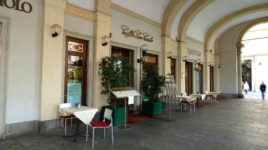 Caffe San Carlo Turin  Centro  Restaurant Avis Numro