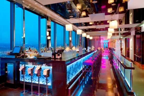 cloud 9 sky bar
