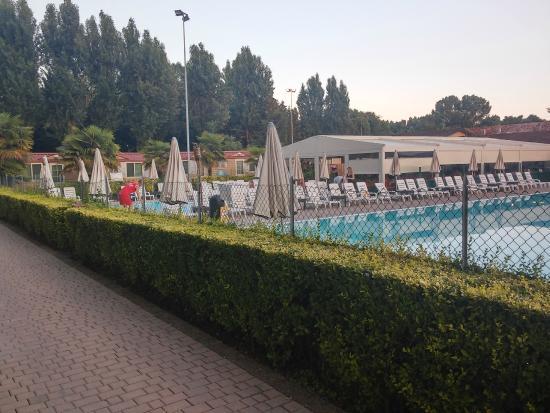 piscina  Foto di Jolly Camping in Town Marghera