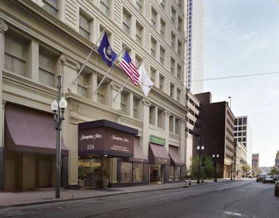 Hampton Inn  Suites New Orleans Downtown French Quarter Area LA  Hotel Reviews  TripAdvisor
