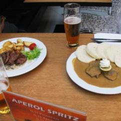 Kitchen Magician Moen Single Handle Faucet Repair Diagram The Lubos Picture Of Hotel Plzen Pilsen Beef Medallions And Roast