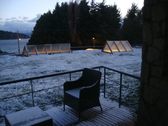 Vista Del Balcon Picture Of Rochester Hotel Bariloche San