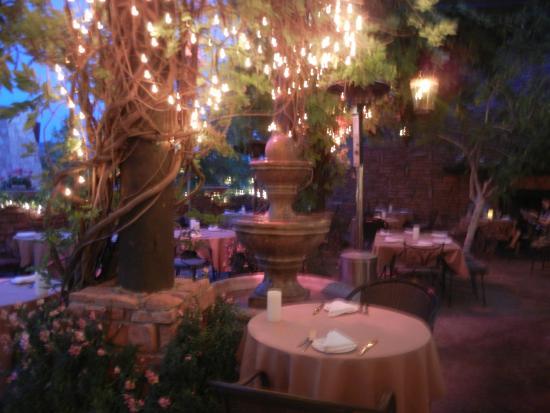 outdoor patio dining  Picture of Cucina Rustica Sedona  TripAdvisor