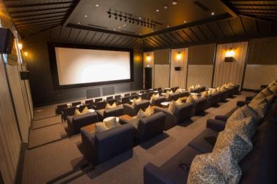 Cinema - Picture of The Island House, Nassau - TripAdvisor
