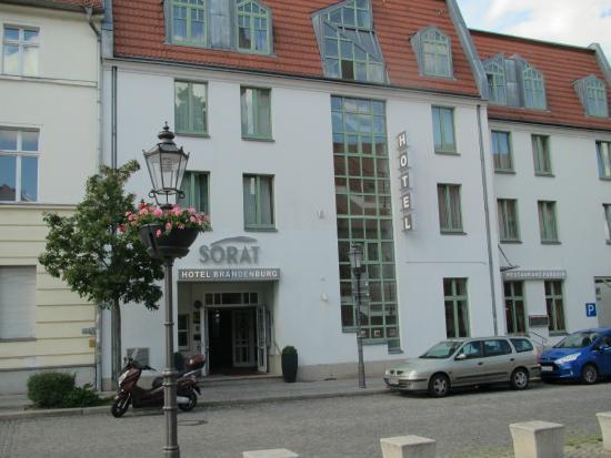 Das Hotel Picture Of Sorat Hotel Brandenburg Brandenburg