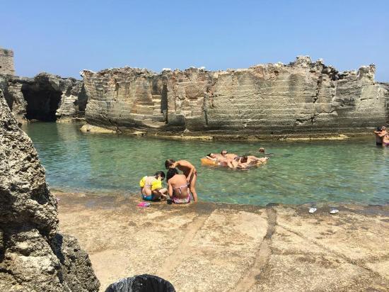 piscine naturali 1  Picture of Piscina Naturale di Marina Serra Tricase  TripAdvisor
