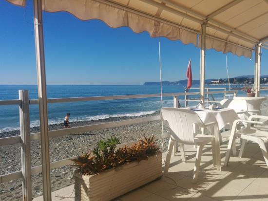 terrazza sul mare  Picture of Hotel Savoy Varazze  TripAdvisor