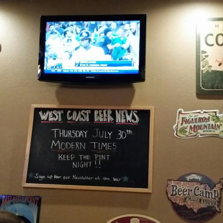 West Coast Barbecue and Brew La Mesa  Menu Prices