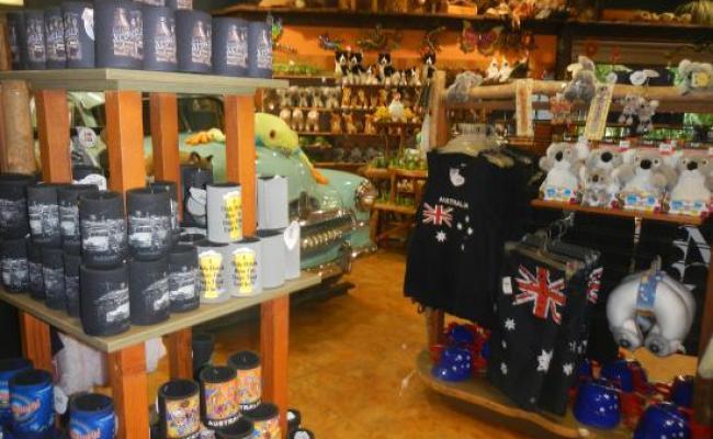 Gift Shop Picture Of Dreamworld Coomera Tripadvisor