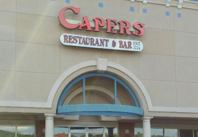 Capers Restaurant And Bar Kennesaw Ga