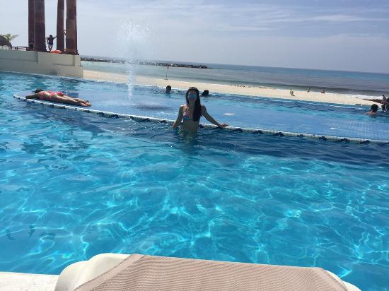 piscina  Picture of Krystal Cancun Cancun  TripAdvisor