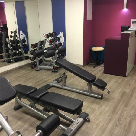 Fitness Center Picture Of Le Meridien Grand Hotel