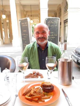 La Table Du Palais Royal : table, palais, royal, Vista, Palais, Royal, Picture, Table, Royal,, Paris, Tripadvisor