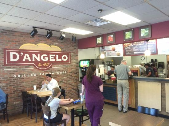 DAngelo Groton  Restaurant Reviews Phone Number