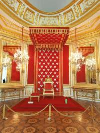 The Throne Room - Picture of Royal Castle, Warsaw ...