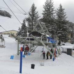 Ski Chair Lift Swivel Stool The Tube Falls Creek Picture Of Lifts