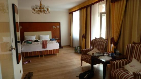 Room With A View Picture Of Bellevue Rheinhotel Boppard