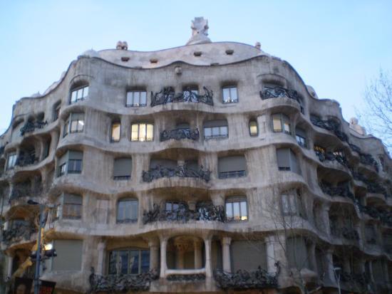 Casa Mil  Picture of La Pedrera Barcelona  TripAdvisor