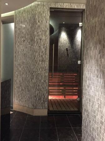 Sauna - Picture of The Ritz-Carlton Spa. Hong Kong - Tripadvisor
