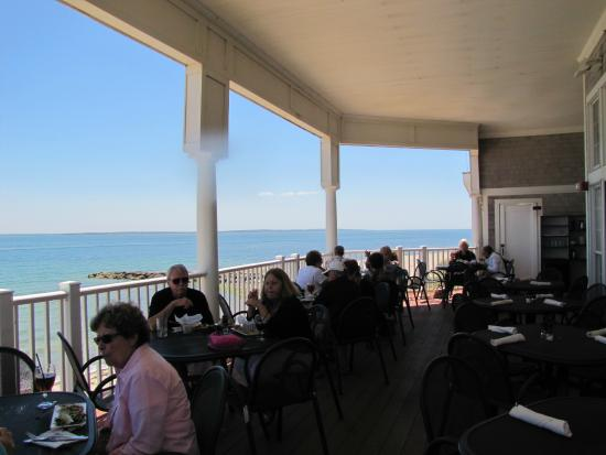 Oceanview Dining At Its Best  Picture Of Casino Wharf