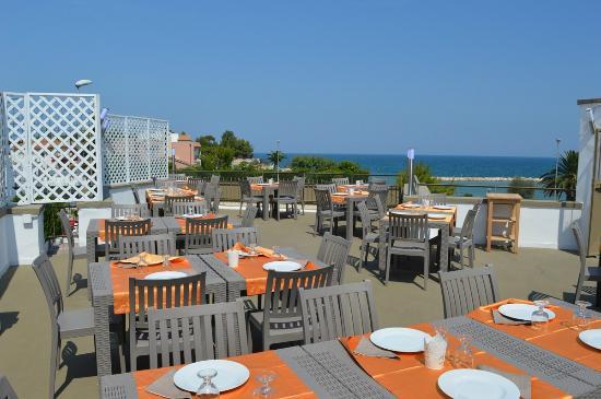 La Terrazza sul Mare  Foto di Ristorante Pizzeria la