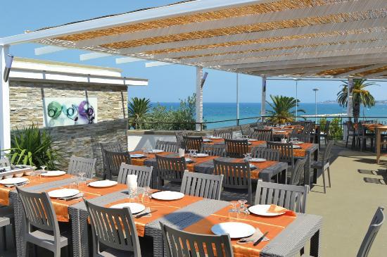 Foto de Ristorante Pizzeria la Terrazza sul Mare Trani