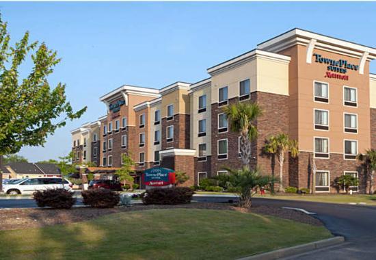 Towneplace Suites Columbia Southeastfort Jackson (sc