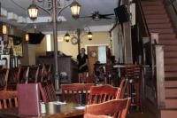 Interior view - Picture of The Gas Lamp Grille, Newport ...