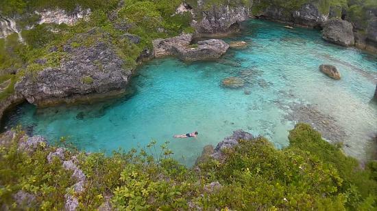 Limu Pools Niue 2014  Foto di Limu Pools Namukulu  TripAdvisor