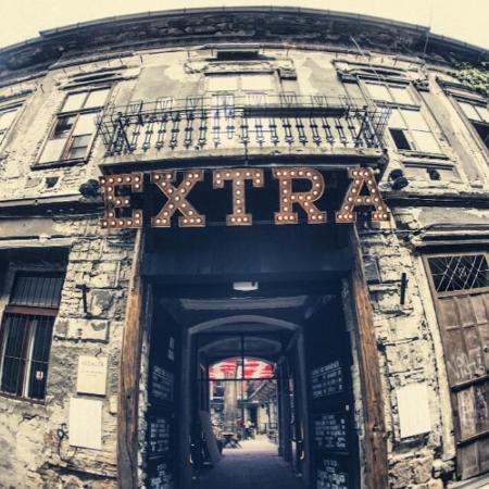 EXTRA Budapest  Distretto VIIQuartiere ebraico