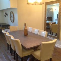 Summit Kitchens Oak Kitchen Cart Fully Self Catering Picture Of The At Grande Rockies Dining Area