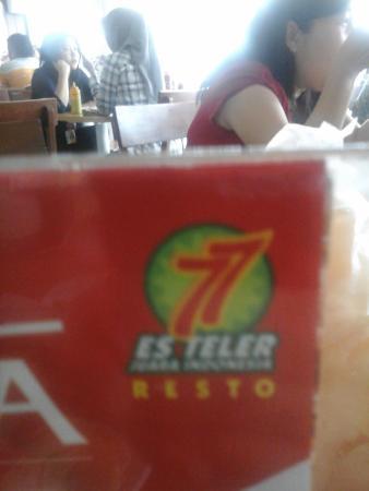 Es Teler 77 Logo : teler, Double, Picture, Gerai, Teler, Resto, Jakarta, Tripadvisor