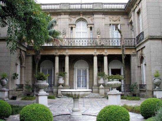 Palacio Art Nouveau - Opiniones de viajeros sobre Palacio Taranco ...