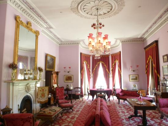 pictures of decorated living rooms with fireplaces orange curtains room nicely fireplace ceiling chandelier dundurn castle