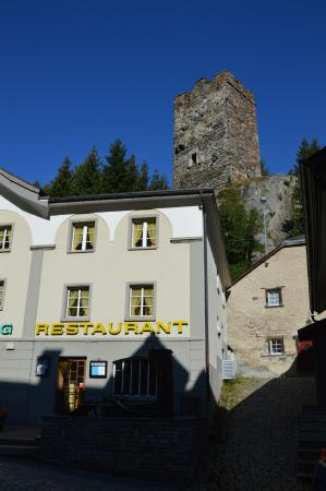 Hotel Restaurant Burg, Hospental  Restaurant Reviews