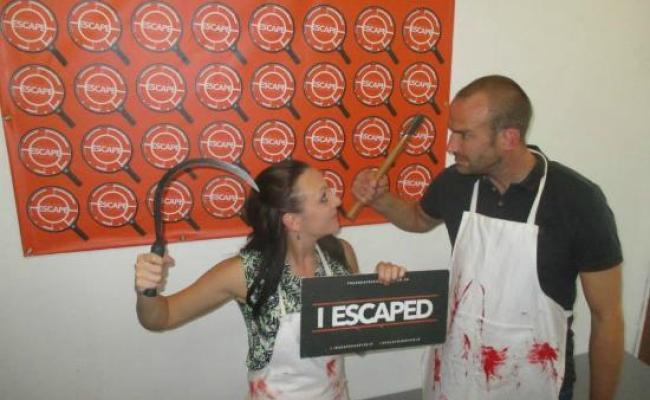 Escape Room Certificate Picture Of The Great Escape Game