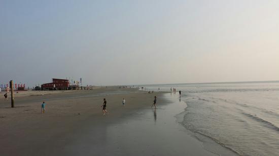 Blick Von Der Terrasse über Das Meer Photo De Strandbar 54 Grad