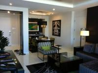 One bedroom penthouse dining area - Picture of ARIA Sky ...